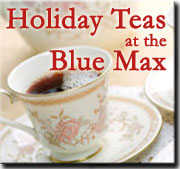Holiday Tea Parties at the Blue Max Inn